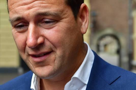 Partijleider Lodewijk Asscher