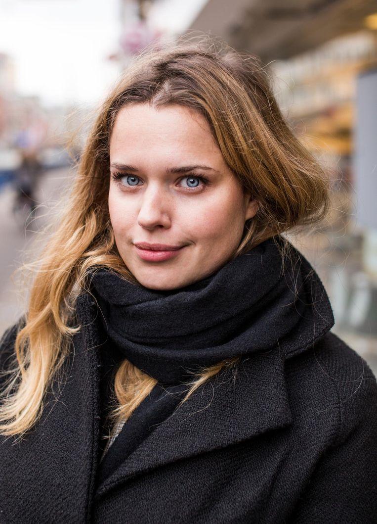 Nathalie Maciesza (27) Beeld Eva Plevier