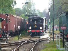 Museum Buurtspoorweg trekt zich niets aan van N18 bij Haaksbergen