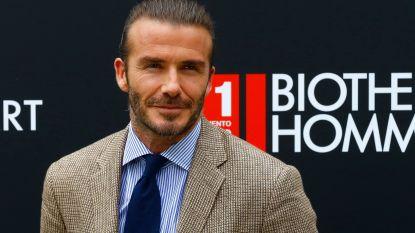 David Beckham koopt Londense kroeg