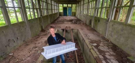 Pleidooi voor tweede leven treinremise bij steenfabriek in De Steeg