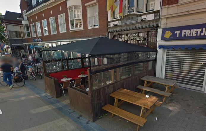 Café Het Oude Huis.