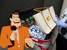Vier sloffen sigaretten en een nep Gucci-tas als souvenir, mag dat?