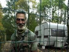 Roosendaal verliest met het overlijden van 'Gekke' Bertus van der Stokker een cultfiguur