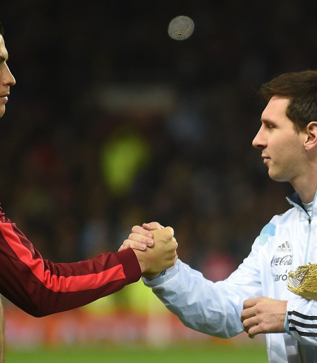 Cristiano Ronaldo of Lionel Messi: wie is de beste international?