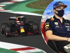 Verstappen laat 'Italië' achter zich: 'Dat was niet fijn'