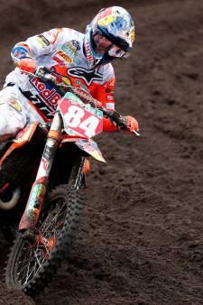 Gajser wint eerste manche MXGP in Letland voor Coldenhoff, Herlings vierde