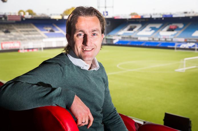 Joost Broerse verkast als commercieel directeur naar FC Utrecht.