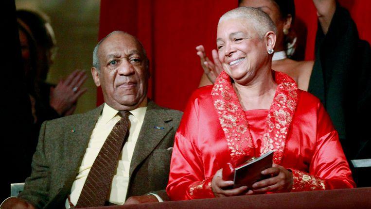 Bill en Camille Cosby.
