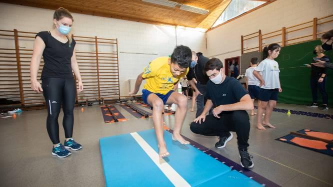 581 Beringse kinderen doen als eerste Limburgers mee met 'SportKompas'