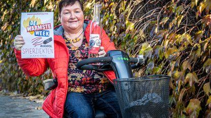 """Greet verlegt haar eigen grenzen voor vzw Spierziekten Vlaanderen: """"Ik wil bewijzen dat ik ondanks mijn ziekte nog iets kan"""""""