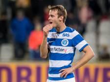 Olijve vervangt Bakker bij De Graafschap, FC Emmen met Bannink