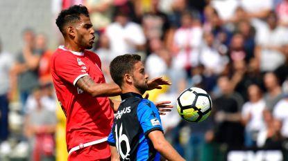 LIVE. Rusten op de Bosuil! Antwerp begon het best aan de match, maar Club nam commando over en kreeg via Vanaken beste kans van eerste helft
