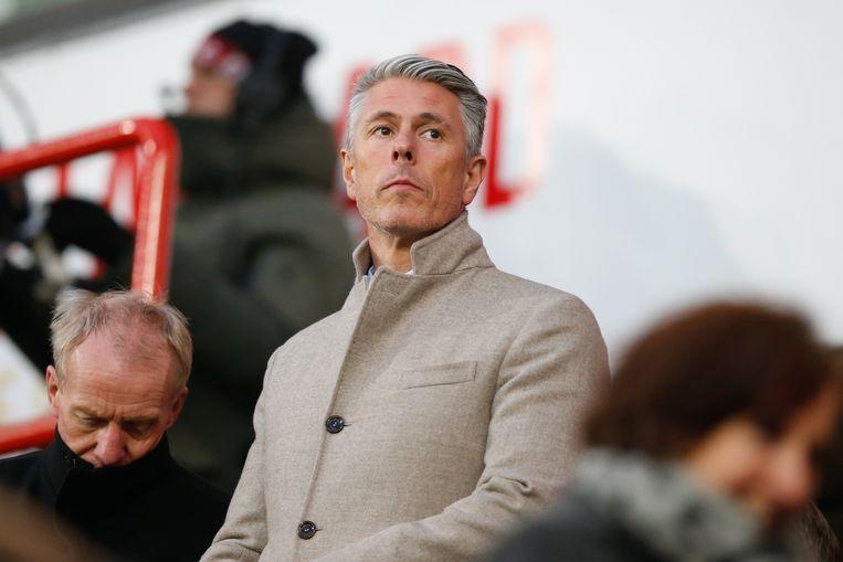 Anderlecht-manager Michael Verschueren.