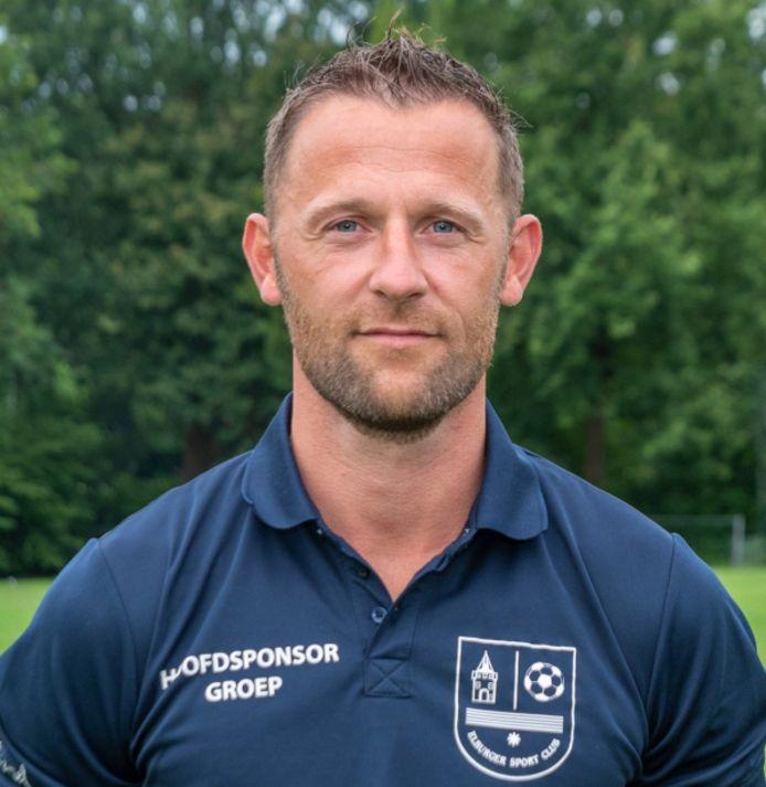 Siemen Lindeboom, trainer ESC.