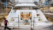 Gouden tijden voor Nederlandse bouwers van luxueuze superjachten