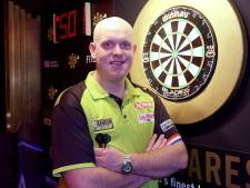 Gunstige loting Van Gerwen bij Grand Slam of Darts