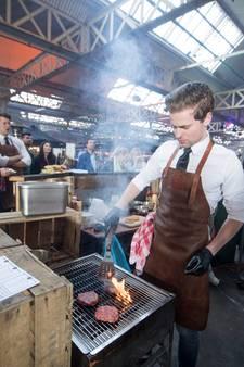 Duizenden bezoekers voor Food Festival Twente in Almelo