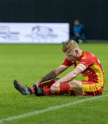 Van der Venne geschorst na vijfde gele kaart van seizoen