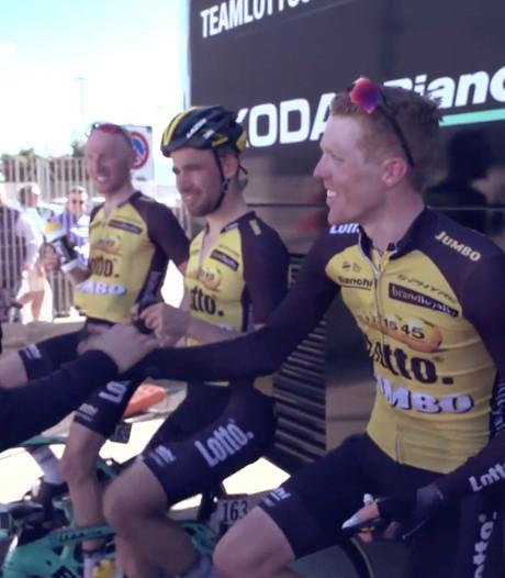 Hoe Kruijswijk ploeterde in de Giro