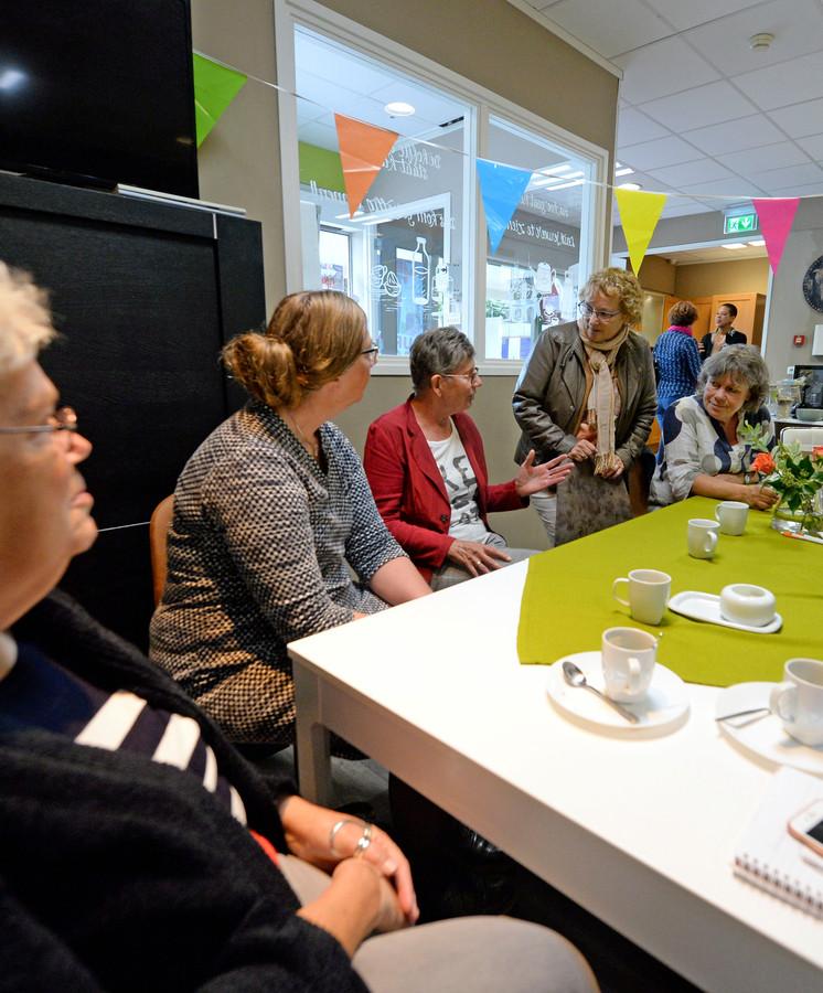 Ontmoetingscentrum Braakmanslanden is gisteren officieel geopend