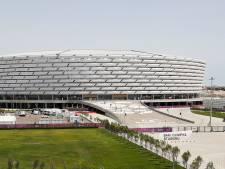 UEFA helpt Engelse fans naar Bakoe