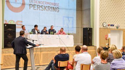 IN DEBAT: Alleen rond dossier N41 delen partijen zelfde mening