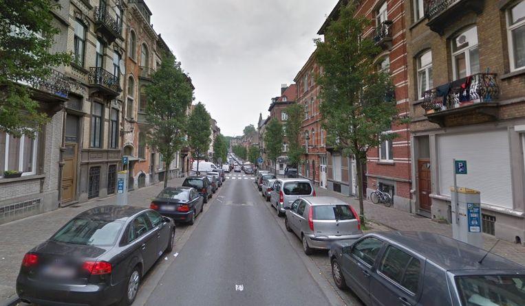 De Ernest Laudestraat.