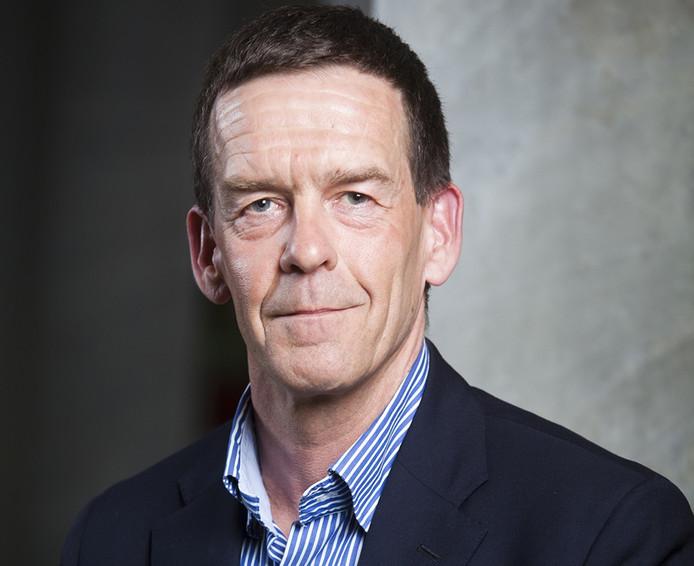 Wethouder Wout van den Berg