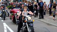 Na de hitte komen de Harleys