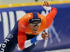 Moesjtakov wint 500m, Ntab beste Nederlander