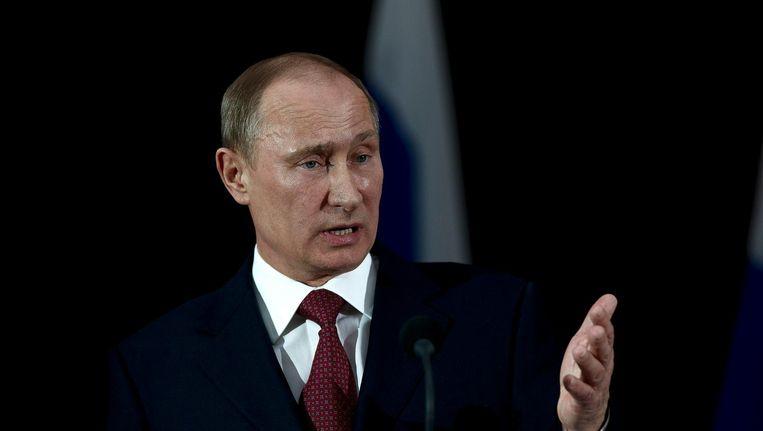 Vladimir Poetin Beeld anp