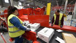 Bpost zoekt 1.000 interimkrachten om pakjesgolf te verwerken