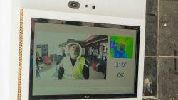 Met propere kar en handen de winkel binnen: Carrefour plaatst eerste mobiele desinfectie-unit