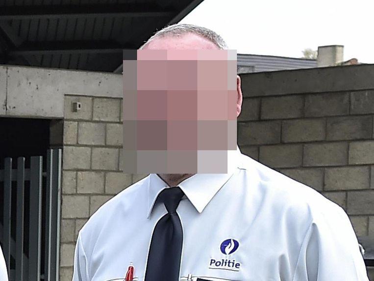 Politiecommissaris L.D.B.