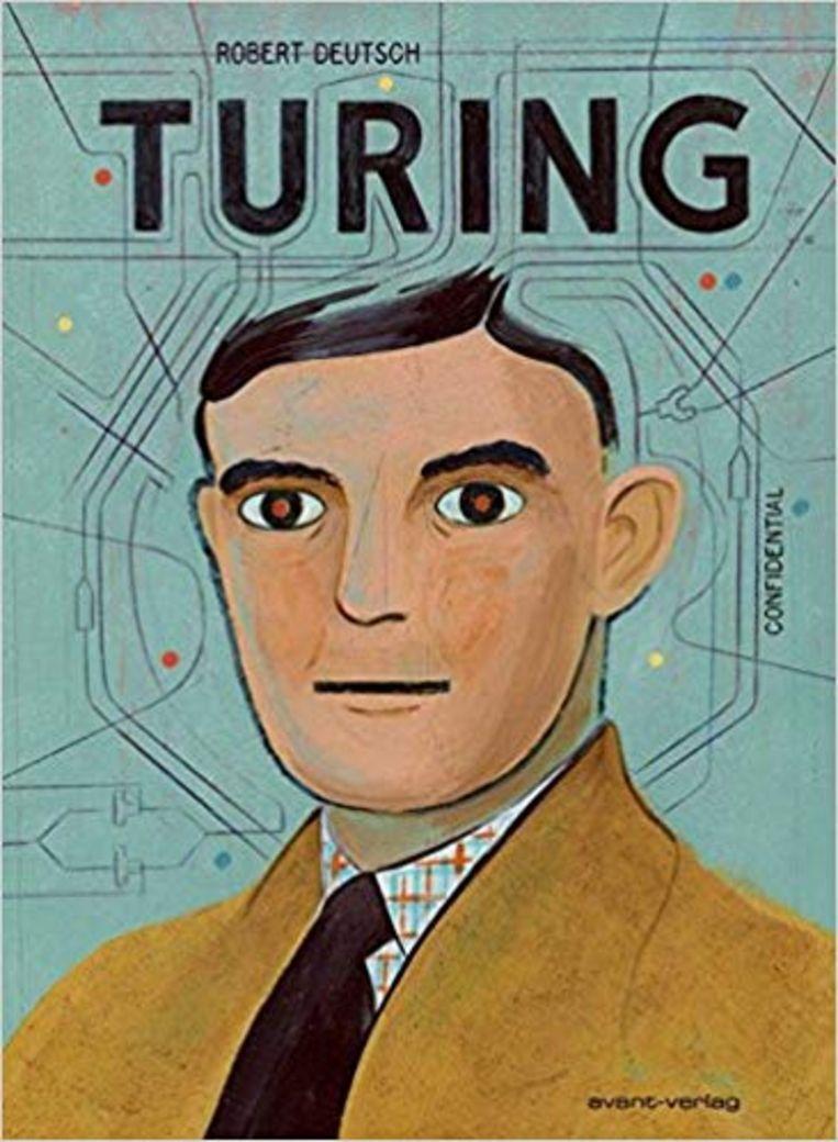 Cover van Turing. Beeld