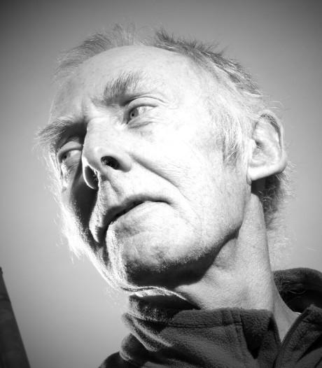 Flip Nijhoff (1952-2020) zette zich op de Veluwe met hart en ziel in voor de weidevogels