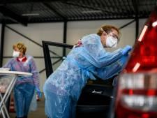 Jongeren laten zich in Twente in ieder geval wel op corona testen: 'Ze doen dus wel mee'