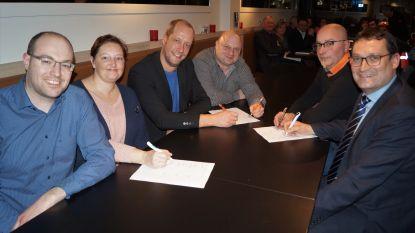 Tieltse coalitiepartners stellen bestuursakkoord voor: Groter stadspark, nieuwe brandweerkazerne, meer geld voor verenigingen en veiliger fietsen