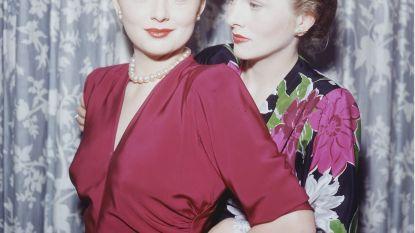 Zustertwisten in Hollywood: Olivia de Havilland en Joan Fontaine lusten elkaar rauw