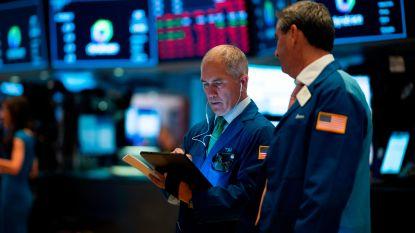 Wall Street omlaag door handelsangst