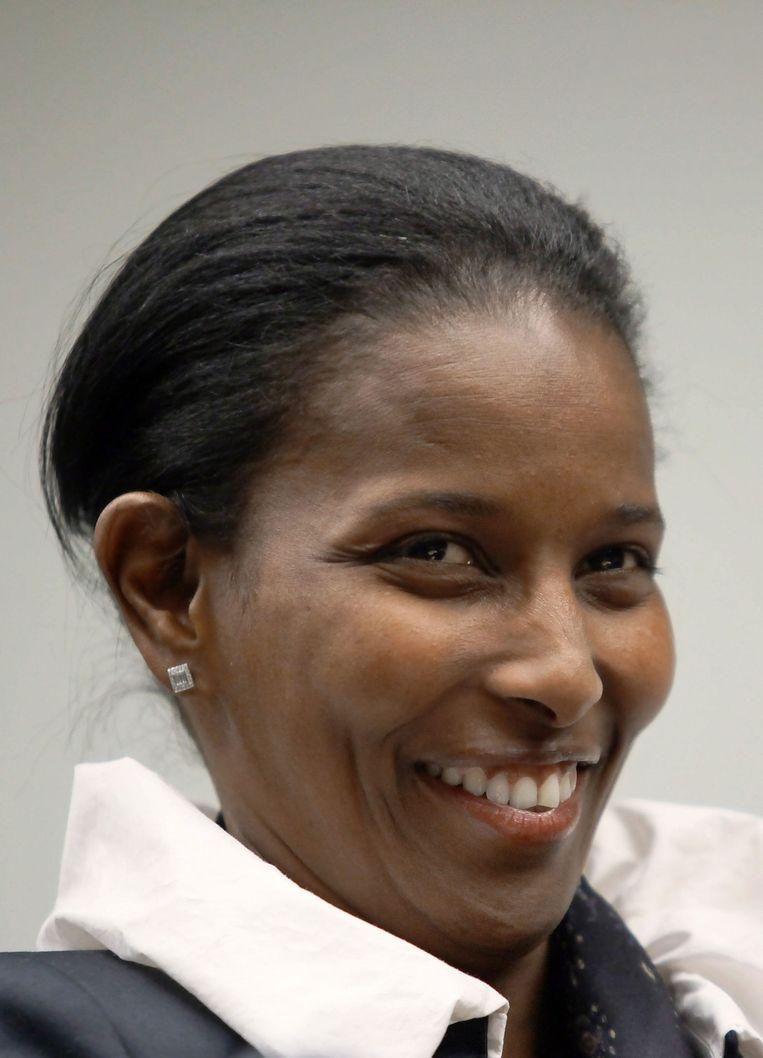 Ayaan Hirsi Ali is auteur van Ketters, Pleidooi voor een hervorming van de islam (uitg. Atlas). Beeld AFP