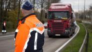 2.400 euro aan boetes voor zwaar verkeer