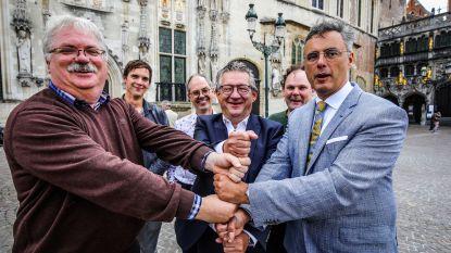 """Damme en Brugge gaan samenwerken: """"Niet het begin van een fusie"""""""