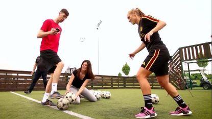 Opmerkelijk! Vrouwelijke Gouden Schoen Janice Cayman breekt wereldrecord van Tottenhamspeler Dele Alli