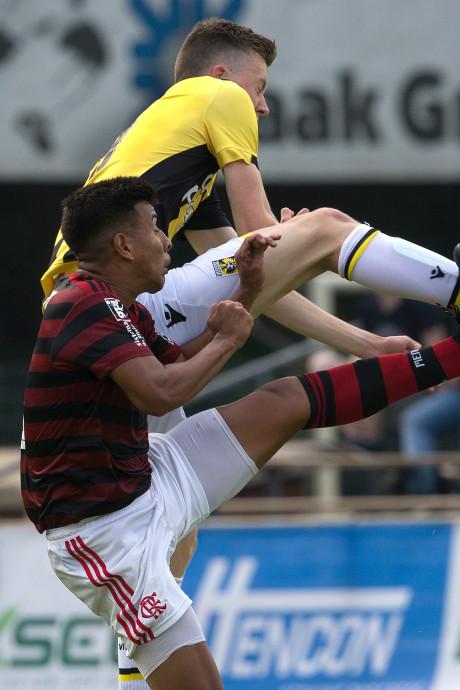 Flamengo, Palmeiras, Tottenham en Midtjylland naar halve finales Terborg-toernooi