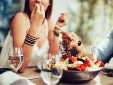 Zo ga je uit eten zonder aan te komen