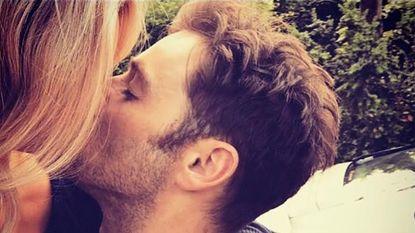 Louis Talpe pronkt met vriendin op Instagram