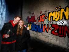 Politie verklapte valentijnsactie verliefde vandaal Fabian (17): 'Die taakstraf doe ik met plezier'