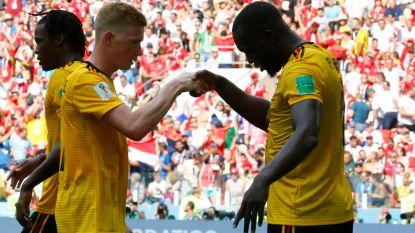 Twee Rode Duivels in top 10 meest gezochte WK-voetbalspelers